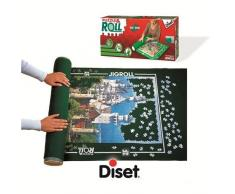 Diset - Tapete universal para transportar/guardar puzzles de 500 hasta 2000 piezas