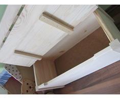 De los niños de madera de banco de fuente de, sin tratar de madera con estructura de