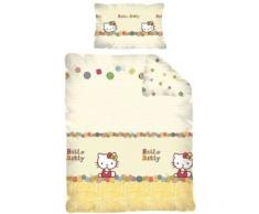 Cama infantil de Hello Kitty