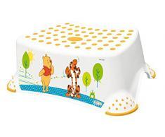 TRO niños 18431100084 - Taburete, Winnie the Pooh motivo, color: Blanco