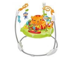 Baby Gear Mattel - Saltador animalitos de la selva Fisher-Price (Mattel CHM91)