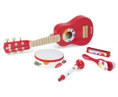 Janod - Set de instrumentos musicales para niños [importado]