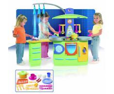 Molto - Cocina de juguete de tamaño grande con luz (7150)