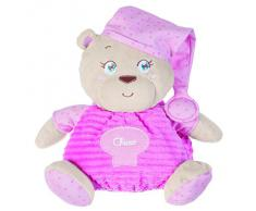 Chicco - Oso grande de peluche, color rosa (00007494100000)