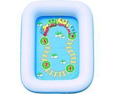Color Baby Piscina Tren Con Actividades 200X150X30 Cm - 225L