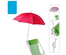 Pro de playa silla de playa ligera carcasa rígida para sombrilla cuello flexible de pinza de tornillo 100 cm pantalla para lámpara al aire libre marejada carcasa rígida para sombrilla paraguas sombrilla protección rígida para tumbona