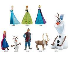 Disney Frozen - Muñeca Elsa (Bullyland)