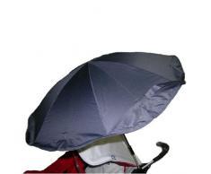Sombrilla Parasol universal para silla de paseo color negro