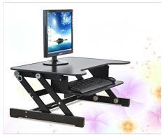 Escritorio ergon mico compra barato escritorios for Altura escritorio ergonomico