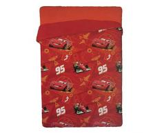 Colcha Invierno simple Cars Rayo 95 – 170 x 260 – Disney