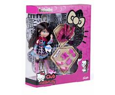 Hello Kitty - Trousseau Fashion, muñeca (Famosa 700011671)