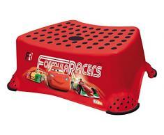 Niños OKT 18431401085 - taburete de deslizamiento para los niños, razón: Coches, Color: rojo