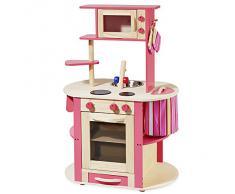 howa cocinita de juguete de madera 4811