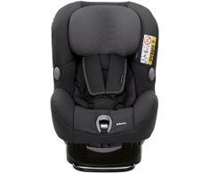 Bébé Confort MiloFix - Silla de coche, grupo 0+/1, color negro