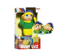 Gusy Luz - Oruga de peluche, dos caras (Molto 385)