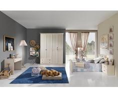 Dormitorio a Composición Marfil decape '