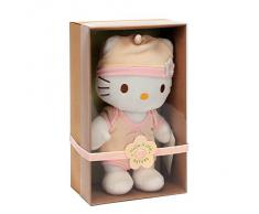 Hello Kitty - Peluche educativo, 27 cm, color rosa (Giros AB150764)