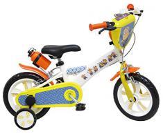 Mondo 25263 - Bicicleta infantil, Gru, mi villano favorito