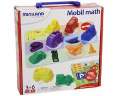 Miniland - Juguete educativo (50.27384) (versión en inglés)