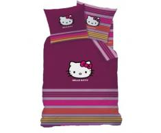 Hello Kitty Cama Infantil 160 x 200 cm color Lila