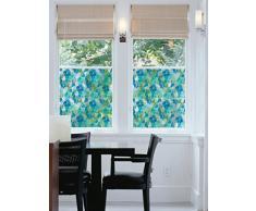 d-c-fix® Adhesivo, Vinilo, Azul, 200 x 45 cm, 7 Unidades