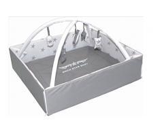 roba 75001 Rock Star Baby 2 - Parque de juegos (con arcos transversales)