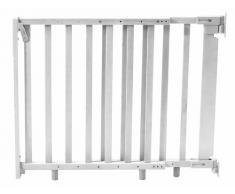 Roba 1550W - Barrera de seguridad para escaleras, color blanco