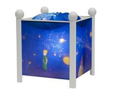 Trousselier - Lamparita de habitación infantil (12 V), diseño de El Principito, color blanco