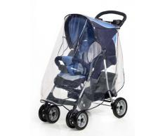 Reer - Protector para la lluvia para silla de paseo (tamaño XL)