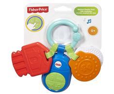 Fisher-Price Bebé musical sonajero, multicolor (Mattel DFP52)
