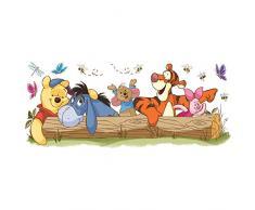 RoomMates Pegatinas de Pared Pooh y Amigos al Aire Libre