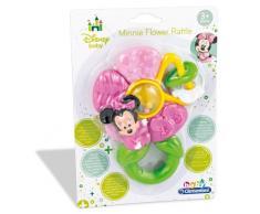 Minnie Mouse - Sonajero flor (Clementoni 145072)