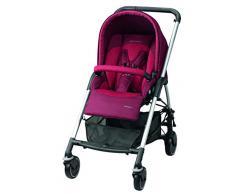 Bébé Confort Streety Next - Cochecito de paseo, 3 piezas, color rojo