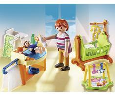Playmobil - Habitación del bebé con cuna (53040)