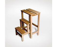 Radius design online compra productos radius design - Taburete escalera madera ...
