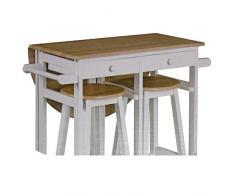 Mesas altas de cocina comprar online tu mesa alta de for Mesa auxiliar cocina plegable