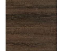 Furinno Turn-N-Tube - Estantería Multiusos (5 Niveles), Color marrón y Nogal