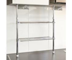 Estante de cocina compra barato estantes de cocina for Estanteria telescopica