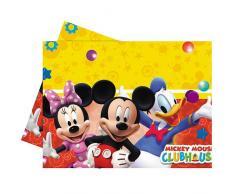 Folat B.V.- Mantel plástico 120 x 180 cm, Mickey Mouse, unico (Perona 50866)