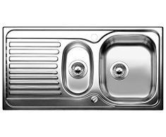 Acero Inoxidable Blanco 223067 Accesorio para fregaderos Plata