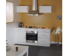 Symbiosis 8050A2121A80 - Módulo de cocina (alto, 1 puerta, horizontal), color blanco