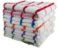 KB Tradax - Paño de Cocina 100% algodón Egipcio, Wonderdry Soft Monocheck Jumbo Grueso para Limpieza de Platos de Cocina, Paquete de 3, 6, 9 y 12, 40 cm x 70 cm, 3 Unidades