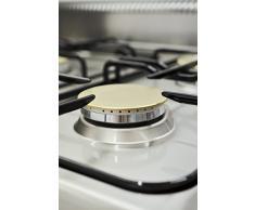 Modular Cocina de gas 4 quemadores – Mesa dispositivo (sin base) – invitados Lando