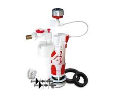 Fominaya DRK7 - Descargador, doble pulsador + grifo lateral FomiNEMO