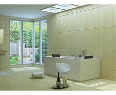 Luxus baño con hidromasaje 180 x 90 + Vollausstattung! (JACUZZI) - Oferta Especial!