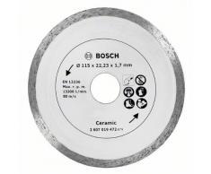 Bosch 2607019472 - Disco de diamante para azulejos y cerámica, 115 mm
