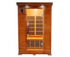 Sauna infrarrojos lujo 2 personas LUXE2