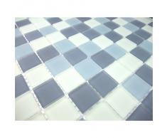 mosaico de cristal de la ducha y el baño mv-mat-gri