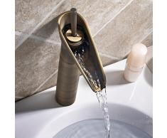 Homelava Grigo de lavabo (Latón antiguo)