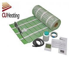 calefacción por suelo radiante eléctrico 1.5m2 160W/m2